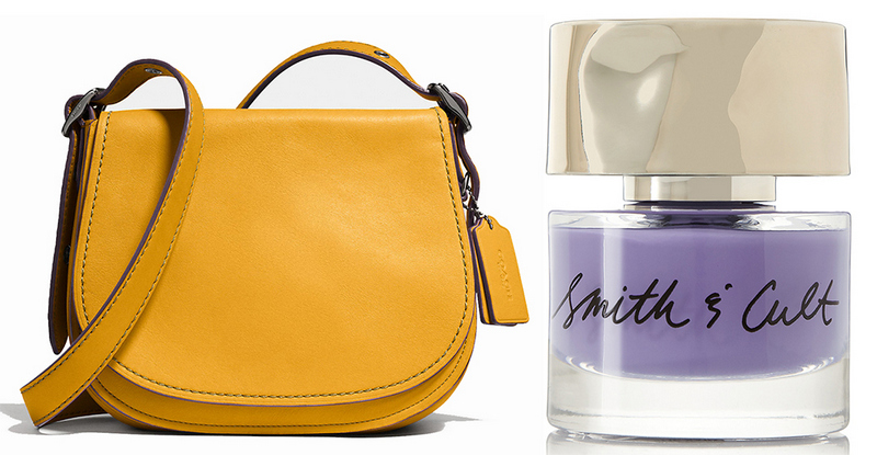 bolsa-e-esmalte-le-chodraui-ribeirão-preto-blog-de-moda-e-beleza-Coach-Saddle-Bag-and-Smith-and-Cult-Nail-Polish-in-Check-the-Rhyme
