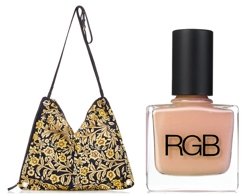 bolsa-e-esmalte-le-chodraui-ribeirão-preto-blog-de-moda-e-beleza-The-Row-Origami-Shoulder-Bag-RGB-Nail-Polish-in-Beach