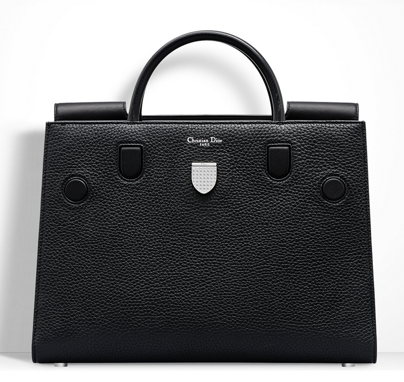 Christian-Dior-Diorever-Bag-Black