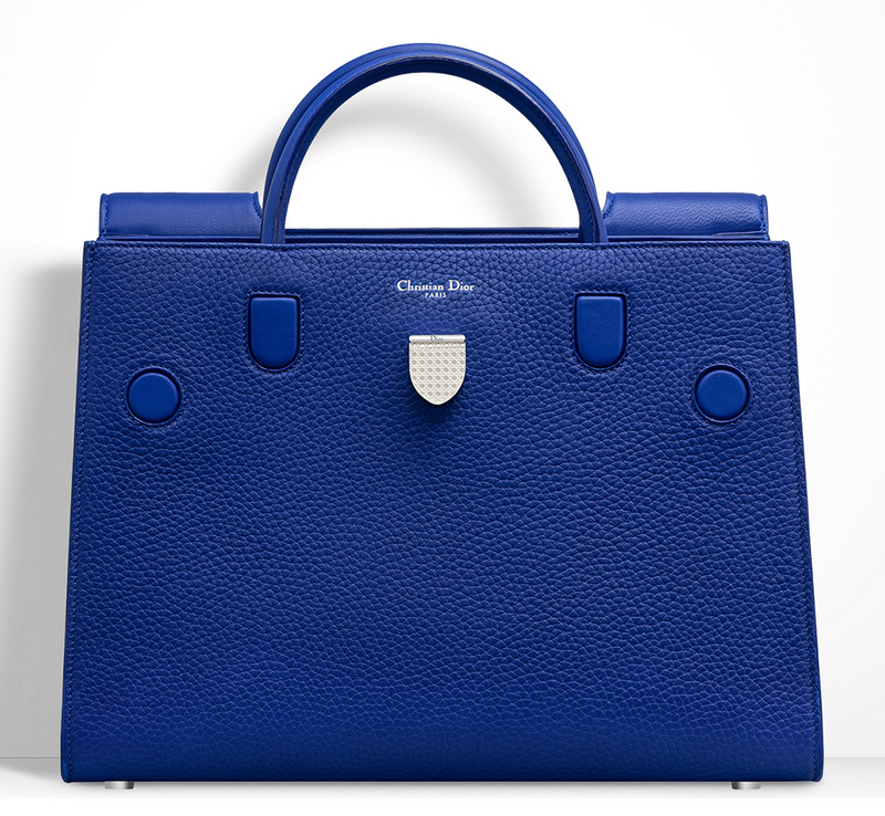 Christian-Dior-Diorever-Bag-Blue