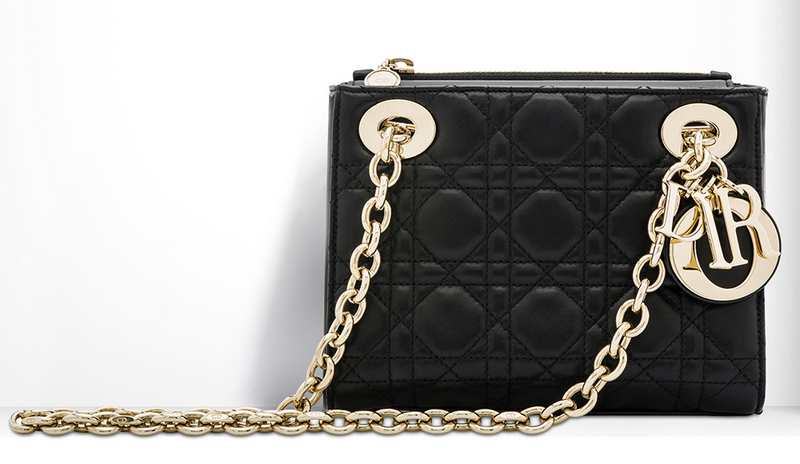 Christian-Dior-Mini-Lady-Dior-Bag-with-Double-Chains