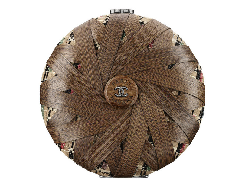 Chanel-Cuba-Wood-and-multicoloured-tweed-minaudiere
