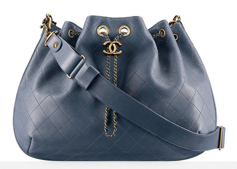 Chanel-Drawstring-Bag-Blue-4900