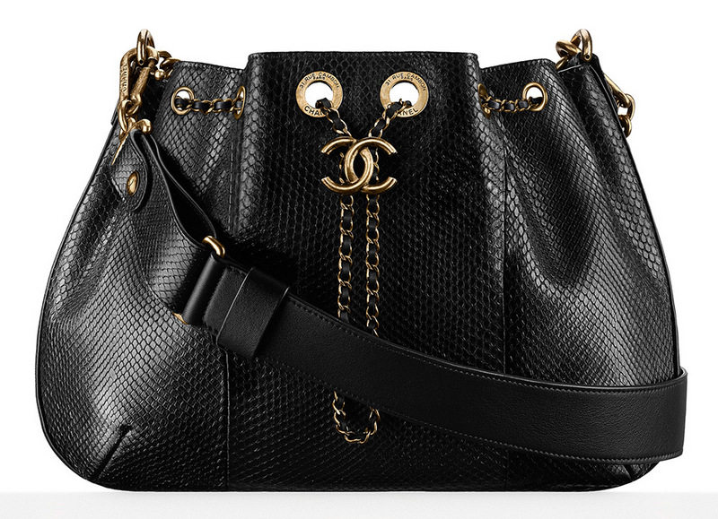 Chanel-Python-Drawstring-Bag-7800